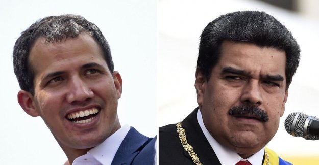 Maduro is attacking the united states at the same time as the crisis in Venezuela continues