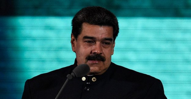 Maduro: the Secret meetings have been held with the united states
