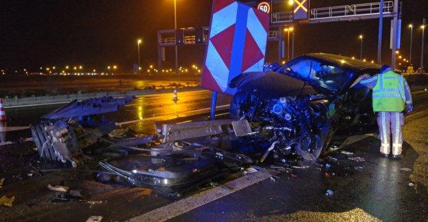 Man (39) dies after blow to the cloverleaf in Zwijnaarde