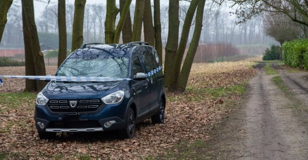 Man arrested, 16-year-old girl approached in Wetteren, he asked her to help search for cat in forest