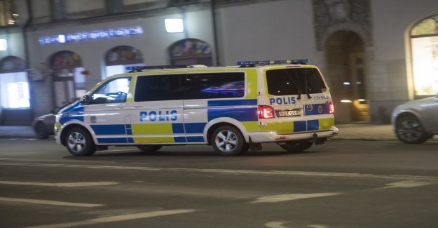 Man shot in leg during altercation in Solna
