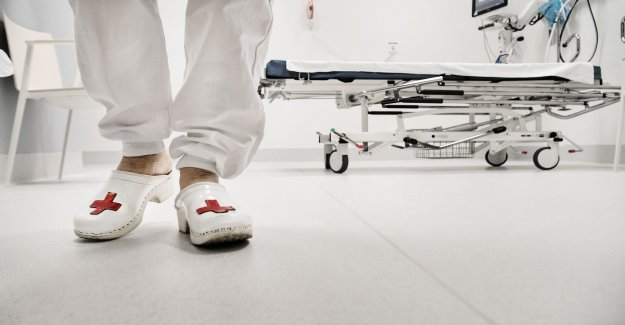 Many of the disciplinary authority in healthcare in the last year