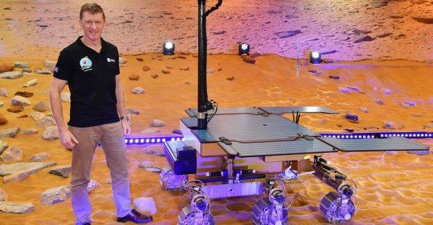 Marsverkenner named after DNA pioneer Rosalind Franklin