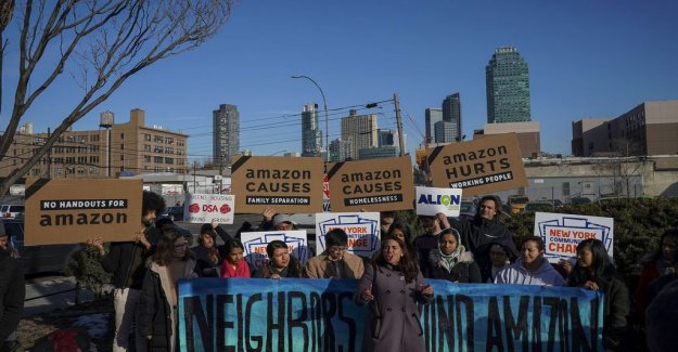 Martin Gelin: Amazon behaved as if it was too nice for New York