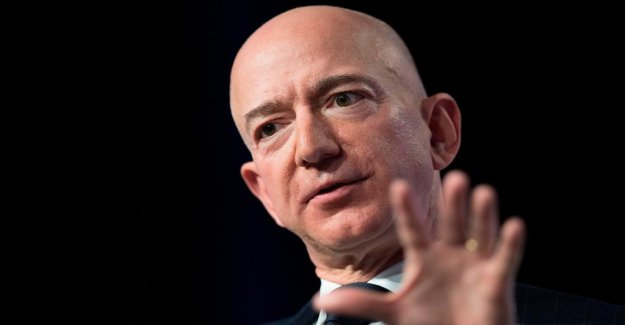 Martin Gelin: Amazon's Jeff Bezos accusing skvallertidning for blackmail