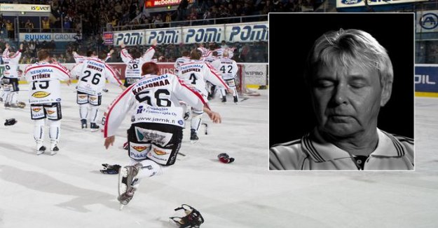 Matti Nykänen have private in - SM-league champion player recalled his 10-year-old ski jumping legend: He was the kind that wanted to be a little alone