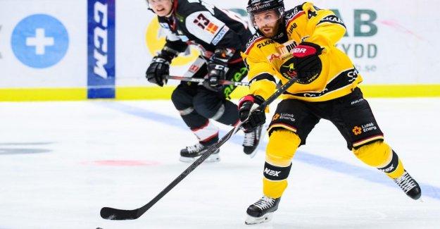 Mattias Guter is returning to Djurgården