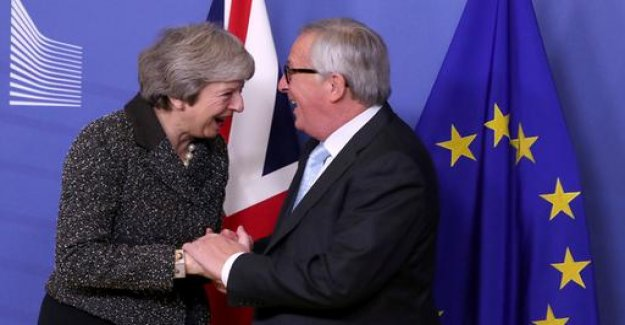 May travels again to Brussels