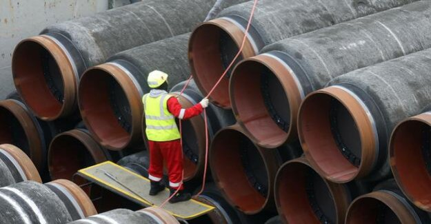 Media report : France wants to vote in the case of Nord Stream 2 against Germany