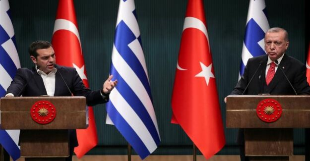 Meeting in Ankara : Erdogan and Tsipras want to overcome crises