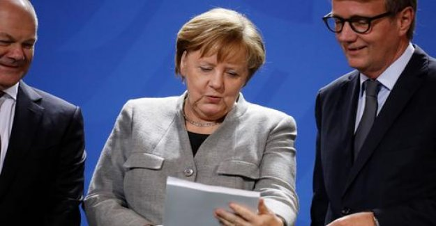 Merkel suggests Adoption of the proposals of the coal Commission