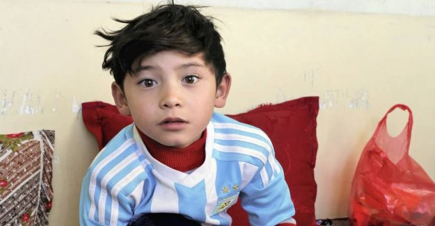 Messi-the boy became a world famous: Now he is the hunted game