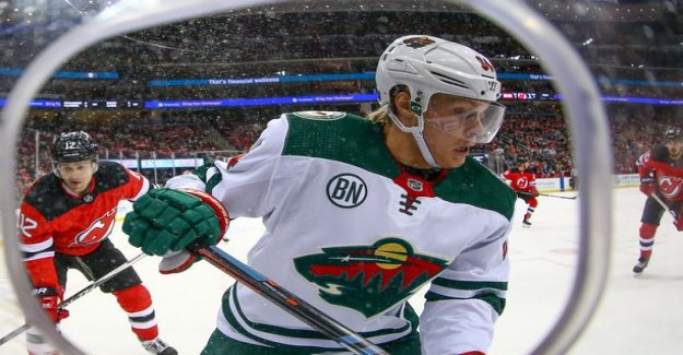 Mikael Granlund effective - embarrassing moments collapsed in Minnesota booed out of the rink