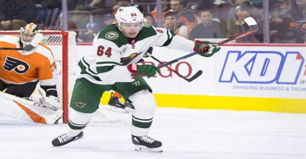 Mikael Granlund got a public blasting - coach brought out a lousy statistics reader
