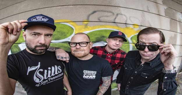 Millencolin makes the carefree punk of the world's decay