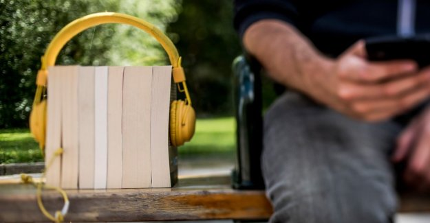 More people are choosing audio books, physical bookshops will be fewer