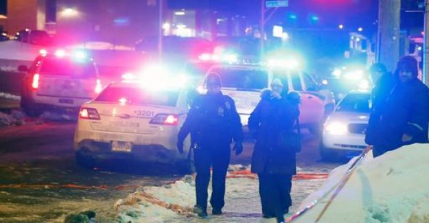 Mosque attack in Quebec: Life imprisonment for offenders
