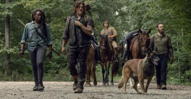 Most popular Streaming series : Walking Dead solves Game of Thrones