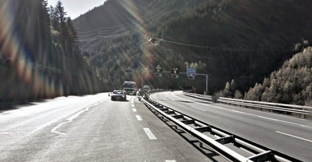Motorist dies in accident at the Gotthard