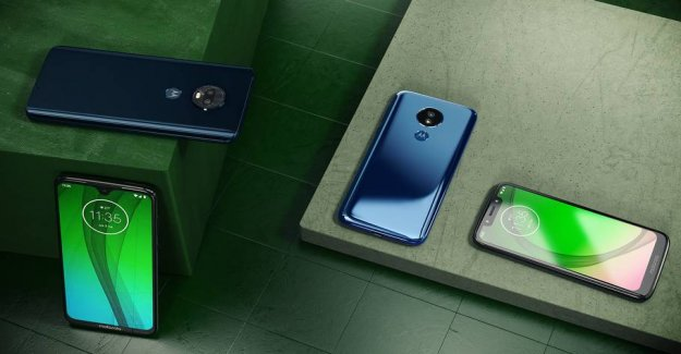 Motorola is ready with new mobilserie
