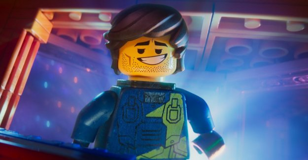 Movie review: Many disjointed pieces in the Lego movie 2
