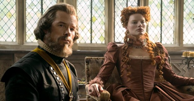 Movie review: Mary queen of Scots is the woman boring
