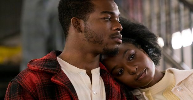 Movie review: love and politics in If Beale Street could talk