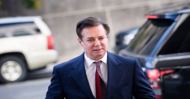 Mueller recommends up to 24 years in prison for Manafort