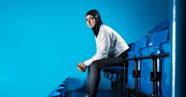 Muslims most only laughs of the campaign, and knows very well that Nike does not have any hidden antimuslimsk agenda