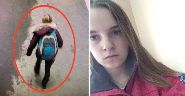 Mysterious disappearance: Where is Agnes, 17?