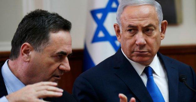 Netanyahu gives post Foreign Affairs to Yisrael Katz