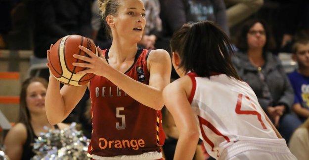 New Belgian Cat in the WNBA? Kim Mestdagh invited to training camp with Washington Mystics
