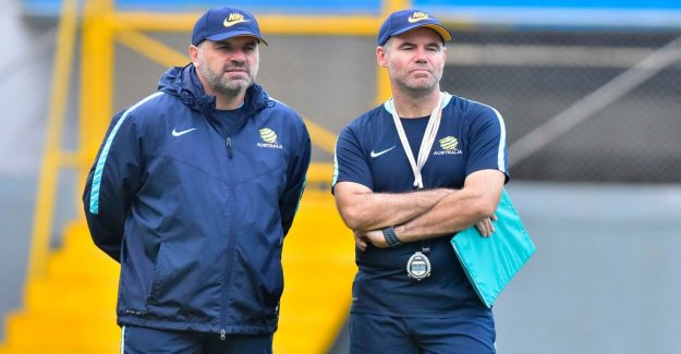 New head coach in Australia