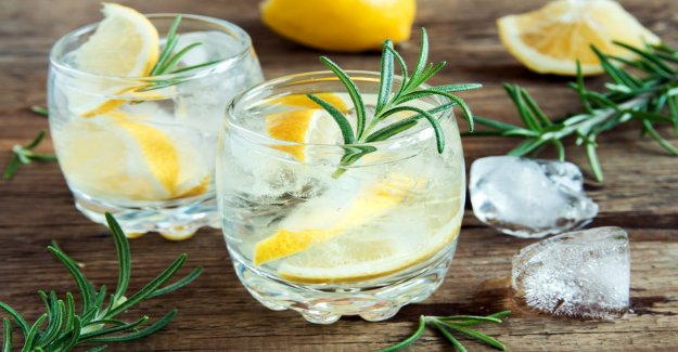 New study: People who like gin and tonic have bigger brains