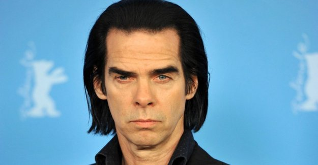 Nick Cave would like to discuss with the Swedish audience
