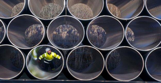 Nord Stream 2 : Germany, and the energy Dealer