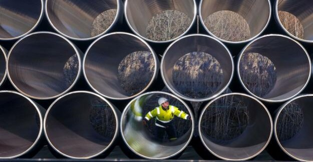 Nord Stream 2 : Two dealers fighting over the German energy Junkie