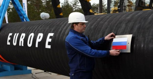 Nord Stream and its makers : greed, Gas, and money