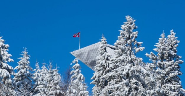 Norway's skidhjältar receive eternal life in the books