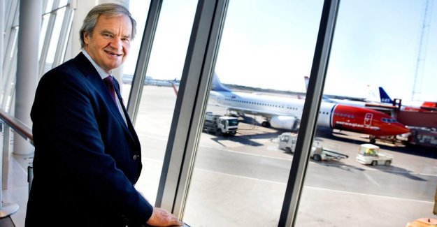 Norwegian's ceo open to selling the company