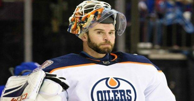 Now it happened: Mikko Koskinen syrjättämä goalkeeper got sent to Edmonton Oilersista