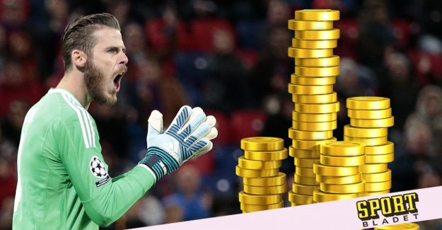 Offers the goalkeeper monsterkontrakt – should get the highest salary in the league