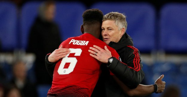 Ole Gunnar Solskjær has no more to prove, the job must be his