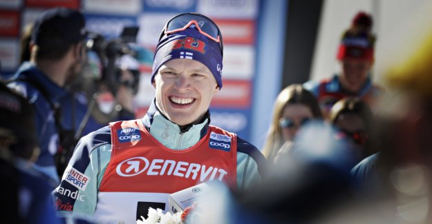 One thing gives the Finnish star hope after the Russian holding maktdemonstrasjon