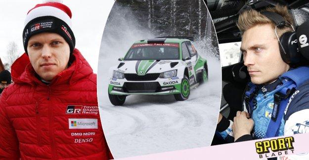 Ott Tänak goes to victory in Rally Sweden to 2019