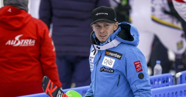 Outclassed by Hirscher: - No cool
