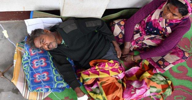Over 150 kill of moonshine liquor in India