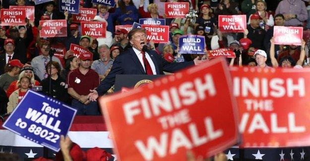 Overview: The means Trumps nødretstilstand