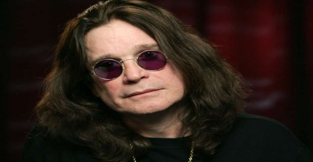 Ozzy Osbourne brought an emergency to the hospital