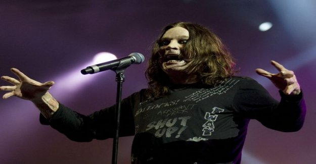 Ozzy Osbourne was rushed to hospital suffering from flu-caused complications